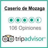 Calificación Excelente – Tripadvisor