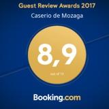 Premio Booking.com 2017